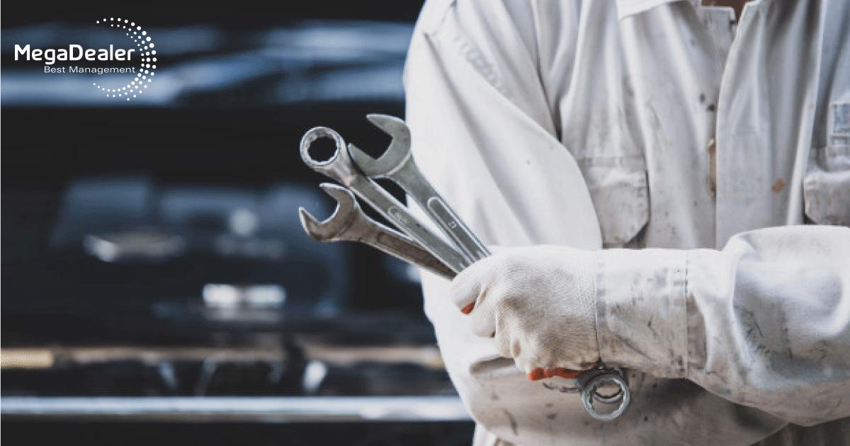 ¿Cuales son los riesgos de trabajar en un taller mecánico? Te los contamos.