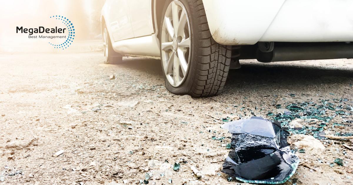proteger tu auto en via publica
