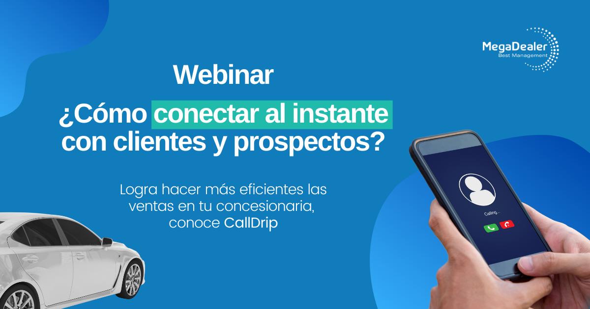 Webinar CallDrip